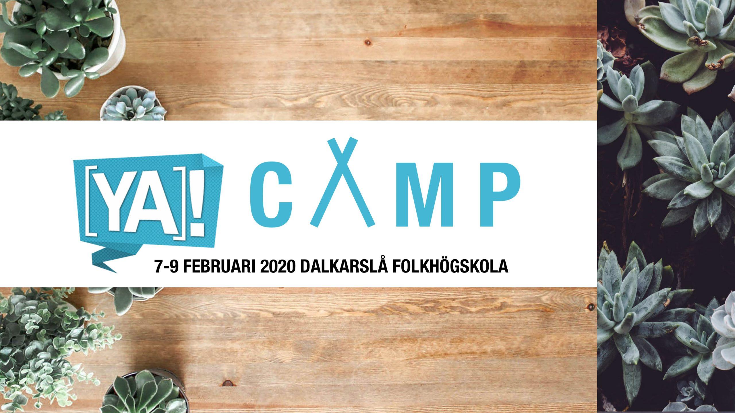 YA CAMP 2020